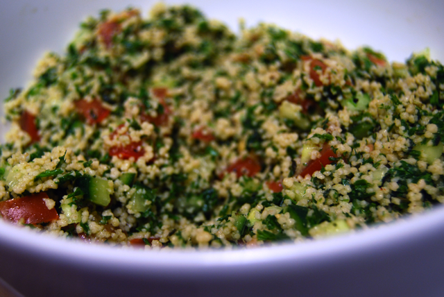 Tabouleh Recipe — Dishmaps